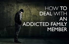 addiction help family