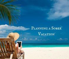 sober vacation
