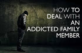 addiction help family